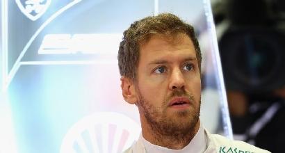 """Vettel: """"Buon venerdì, ma aspettiamo ad esaltarci"""""""