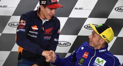 """MotoGP, Rossi: """"Le Mans test importante, ci aspettiamo la pioggia"""""""