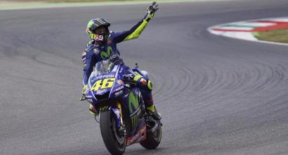 """MotGP, Rossi: """"Non sono al massimo, l'obiettivo è il podio"""""""