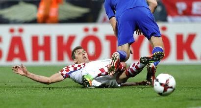 Juventus, Barzagli e Mandzukic acciaccati, il ct Cacic: