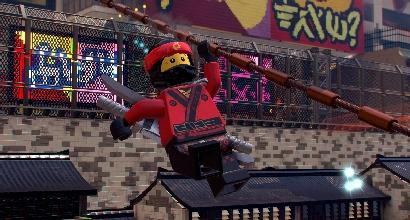 "Esce in Italia ""Lego Ninjago Il Film: Video Game"""