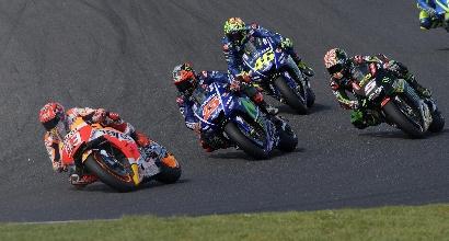 MotoGP: a Phillip Island Marquez ipoteca il Mondiale