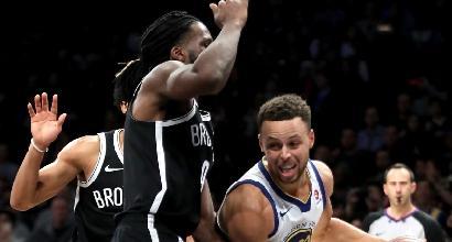 Scatenato Curry, vince Golden State