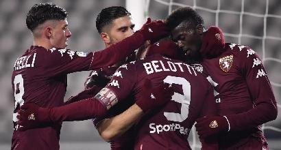 Tim Cup: Torino-Carpi 2-0