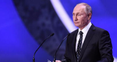 Putin, Foto LaPresse