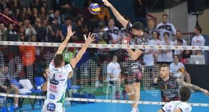 Volley, Perugia non si ferma più