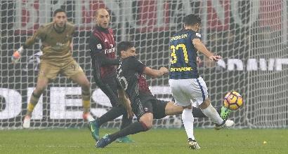 """Inter, Candreva:""""Spogliatoio diviso?Notizie da ridere"""""""