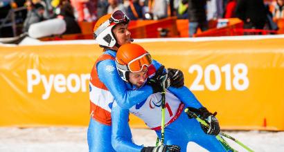 Paralimpiadi 2018: Bertagnolli, una nuova luce per l'Italia
