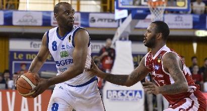 Serie A Basket: Brescia ferma Milano, Venezia torna in vetta