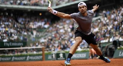 Roland Garros: Nadal elimina Bolelli, avanzano Fabbiano e Fognini