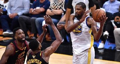 Nba Finals, Warriors sul 3-0