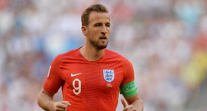 """Mondiali 2018, Kane: """"Rendiamo orgogliosa l'Inghilterra"""""""