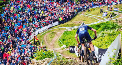 Europeo Mountain Bike: argento per Braidot
