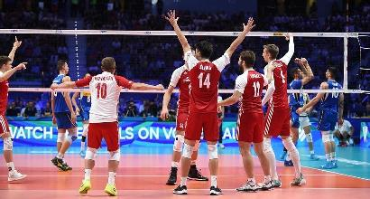 Volley: Italia eliminata dal Mondiale