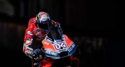MotoGP: Dovizioso in pole a casa Honda