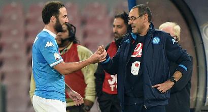 Roma, sogno Higuain: offerto Dzeko, ma la Juve ha detto no