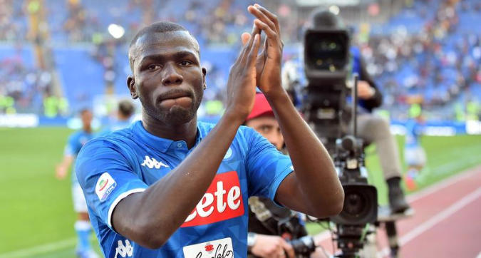 Koulibaly fa ricco De Laurentiis: ecco 130 mln per un Napoli da... scudetto