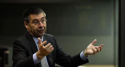 Josep  Bartomeu (Getty Images)