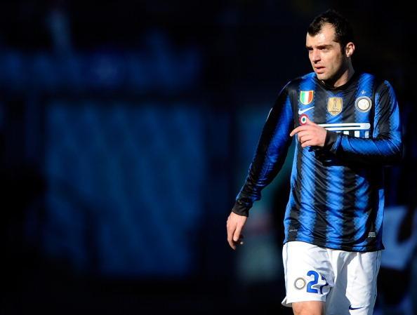 2010: l'Inter ingaggia Pandev, svincolatosi dalla Lazio. Il macedone vincerà il Triplete