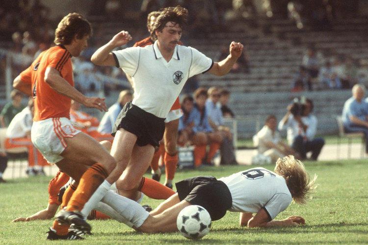 14 giugno 1980: gironi Europeo, Germania-Olanda 3-2