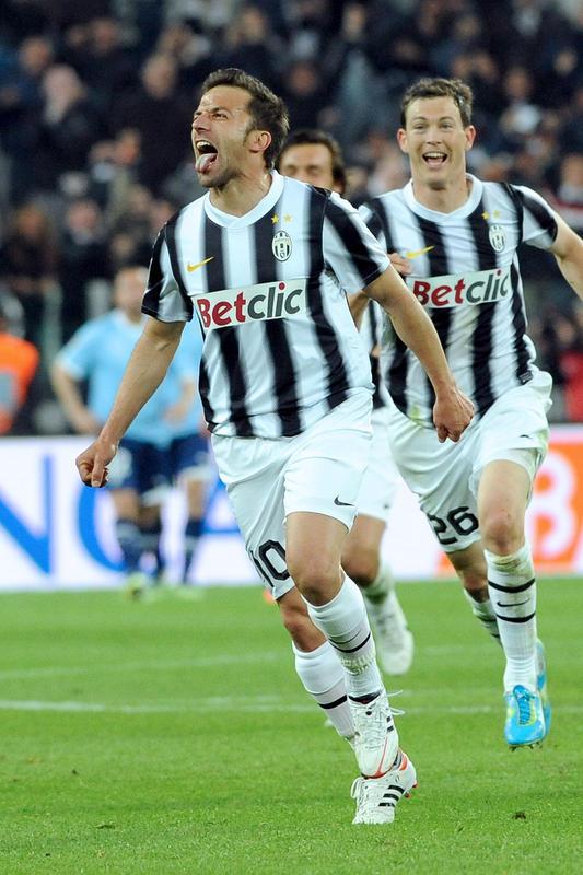 Semplicemente lui, Alex Del Piero