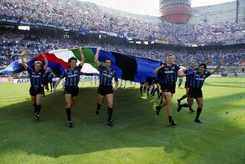 Inter, 30 anni fa lo scudetto dei record