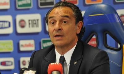 Cesare Prandelli, foto Lapresse