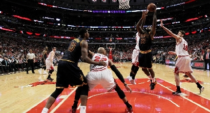Cleveland-Chicago (Afp)
