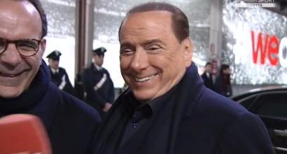 "Milan, Berlusconi: ""stoccata"" a Mihajlovic"