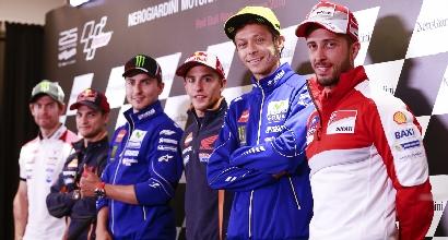 """MotoGP, Marquez: """"Migliorato il rapporto con Rossi"""""""