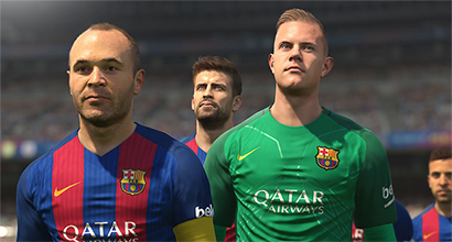 La demo di PES 2017 è disponibile da oggi