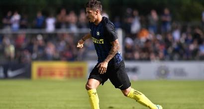 Milan-Inter, Romagnoli lavora ancora a parte: è quasi out