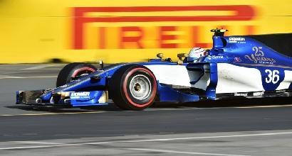 """F1, Giovinazzi: """"E' un sogno, devo solo fare esperienza"""""""
