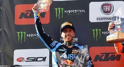 Motocross, Cairoli torna leader del Mondiale