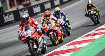 MotoGP, ecco il calendario 2018: i Gran Premi saranno 19
