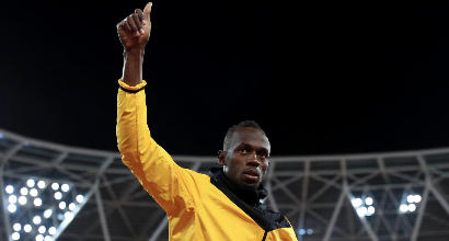 Bolt ci crede ancora: si allena per debuttare ad Old Trafford