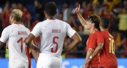 La Spagna non va oltre il pari contro la Svizzera