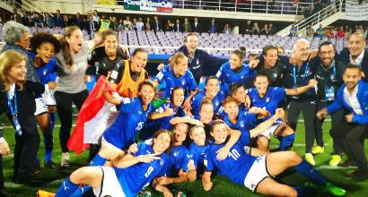 Dopo 19 anni la Nazionale femminile di calcio torna a giocarsi un Mondiale