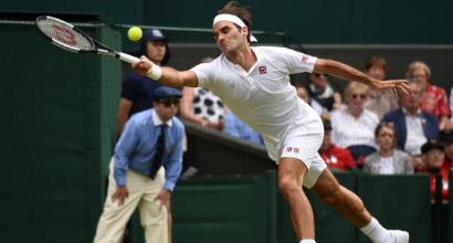 Wimbledon, Federer supera Lacko e vola al terzo turno