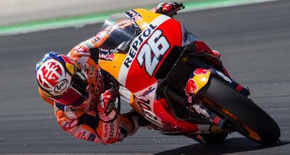MotoGP Pedrosa si ritira