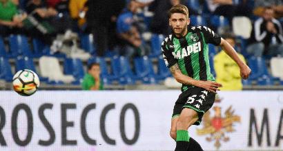 Calciomercato Roma, la Fiorentina fa un'offerta per Berardi