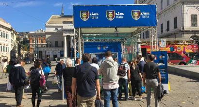 Un gol per Genova: Lidl aiuta i genovesi colpiti dalla tragedia del ponte Morandi