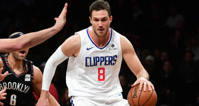 Nba, Clippers ok con Gallinari