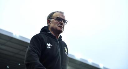 """Leeds-Derby County, Bielsa ammette: """"Colpa mia, ho inviato io la spia"""""""