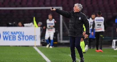 """Atalanta, Gasperini: """"Ci siamo per la Champions, alla pari col Milan"""""""