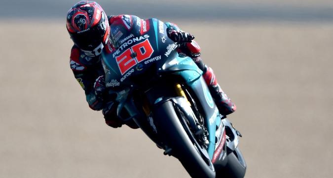 MotoGP, Quartararo vola in FP1