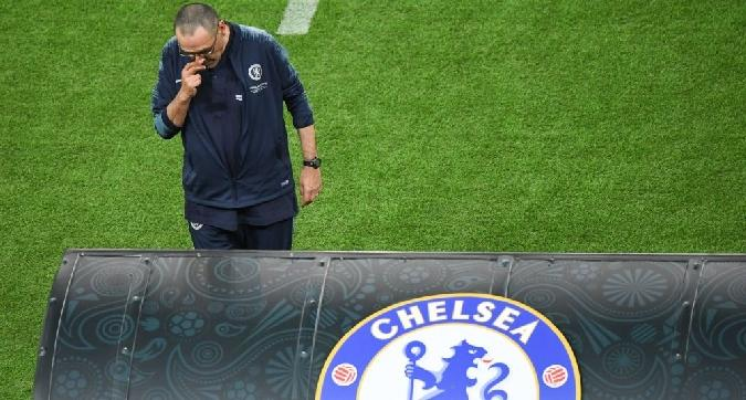 Il Chelsea adesso frena sull'addio di Sarri: Juve alla finestra