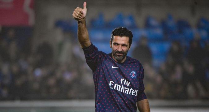 Il Psg saluta Buffon, Gigi non rinnova: