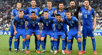 La Nazionale vola e il ranking ci aiuta verso Euro 2020 e Qatar 2022