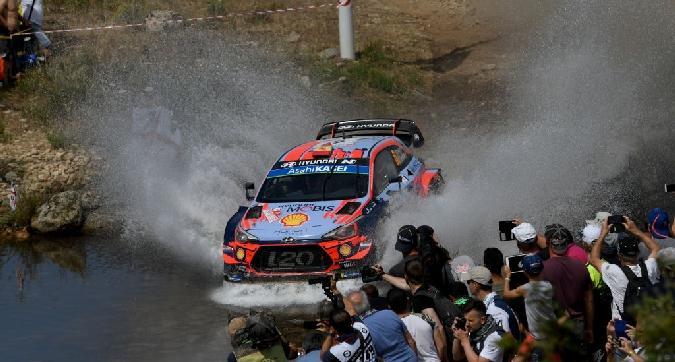 Rally, Sordo vince in Sardegna
